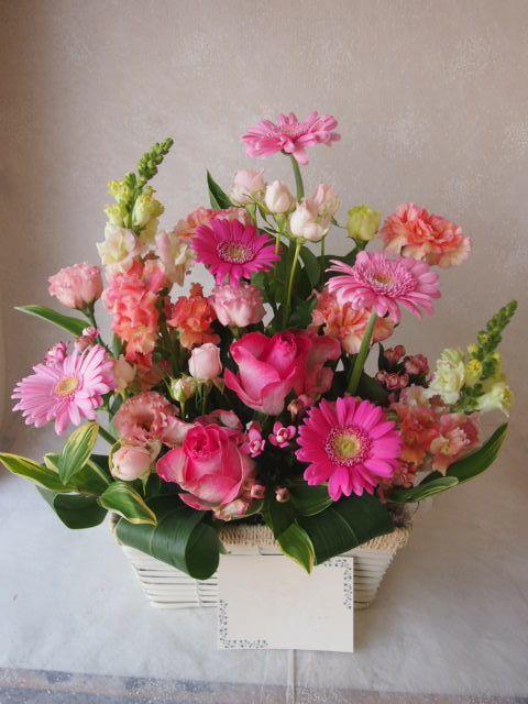 花ギフト|フラワーギフト|誕生日 花|カノシェ話題|スタンド花|ウエディングブーケ|花束|花屋|48169