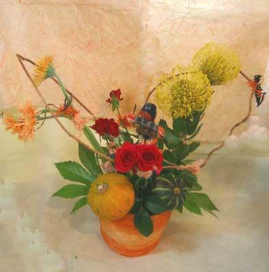 花ギフト フラワーギフト 誕生日 花 カノシェ話題 スタンド花 ウエディングブーケ 花束 花屋 HSAN