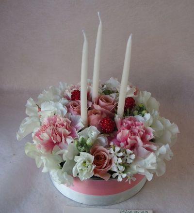 花ギフト|フラワーギフト|誕生日 花|カノシェ話題|スタンド花|ウエディングブーケ|花束|花屋|38022
