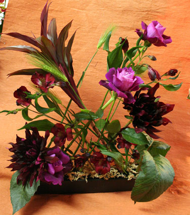 花ギフト|フラワーギフト|誕生日 花|カノシェ話題|スタンド花|ウエディングブーケ|花束|花屋|さやかさん黒蝶
