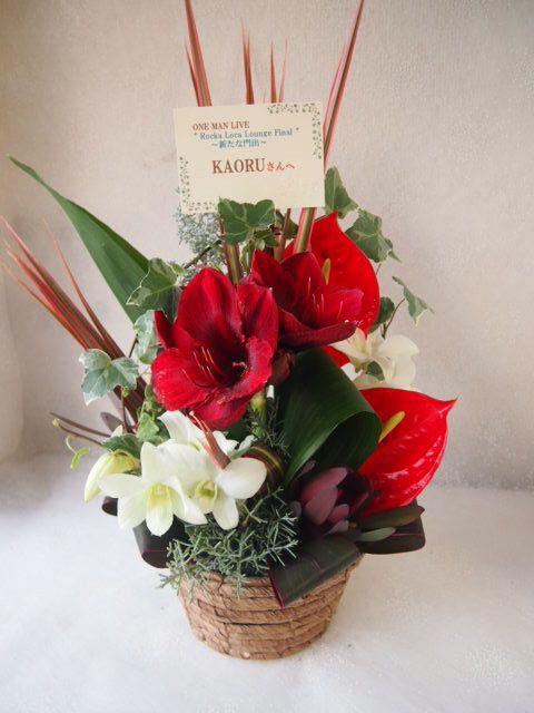 花ギフト|フラワーギフト|誕生日 花|カノシェ話題|スタンド花|ウエディングブーケ|花束|花屋|52459