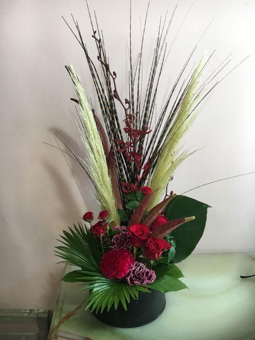 花ギフト|フラワーギフト|誕生日 花|カノシェ話題|スタンド花|ウエディングブーケ|花束|花屋|IMG_3328