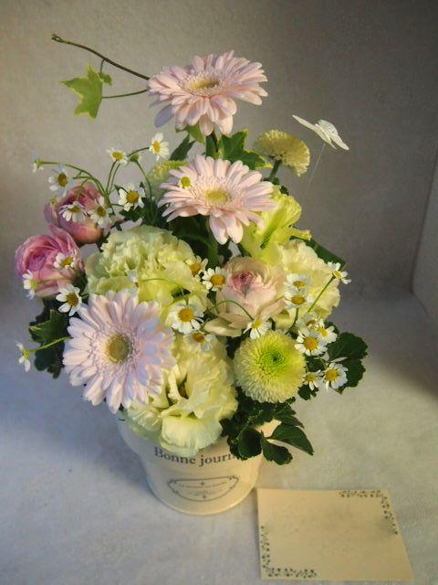 花ギフト|フラワーギフト|誕生日 花|カノシェ話題|スタンド花|ウエディングブーケ|花束|花屋|54469