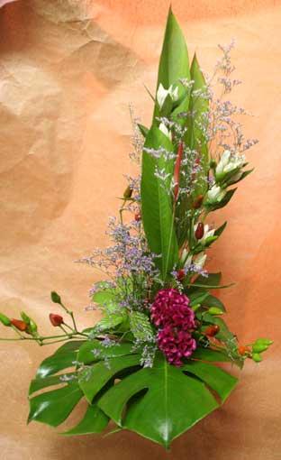 花ギフト フラワーギフト 誕生日 花 カノシェ話題 スタンド花 ウエディングブーケ 花束 花屋 きょうこ Aさん