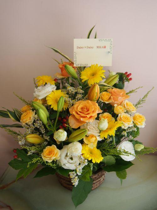花ギフト|フラワーギフト|誕生日 花|カノシェ話題|スタンド花|ウエディングブーケ|花束|花屋|57365