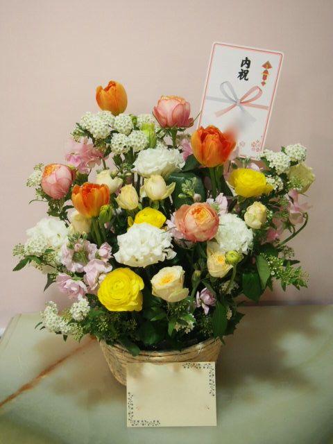 花ギフト|フラワーギフト|誕生日 花|カノシェ話題|スタンド花|ウエディングブーケ|花束|花屋|54195