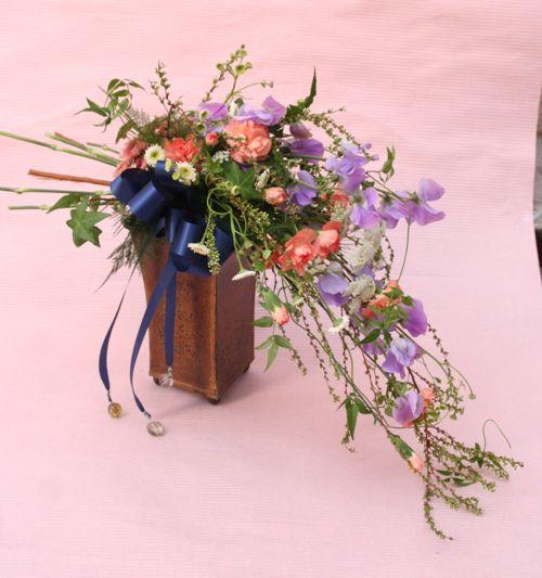 花ギフト|フラワーギフト|誕生日 花|カノシェ話題|スタンド花|ウエディングブーケ|花束|花屋|IMG_1142