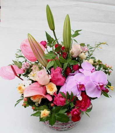 花ギフト|フラワーギフト|誕生日 花|カノシェ話題|スタンド花|ウエディングブーケ|花束|花屋|銀婚式
