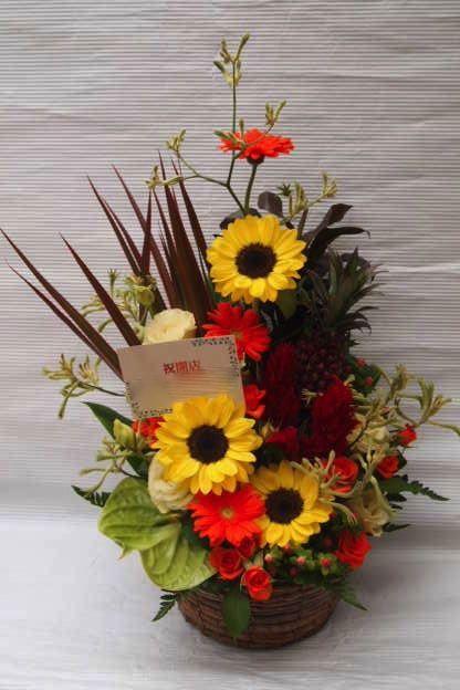 花ギフト|フラワーギフト|誕生日 花|カノシェ話題|スタンド花|ウエディングブーケ|花束|花屋|00048554