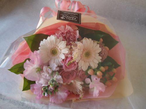 花ギフト|フラワーギフト|誕生日 花|カノシェ話題|スタンド花|ウエディングブーケ|花束|花屋|54305