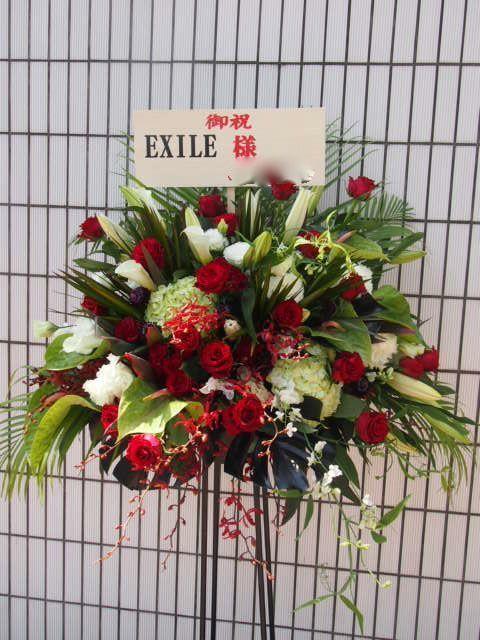 花ギフト|フラワーギフト|誕生日 花|カノシェ話題|スタンド花|ウエディングブーケ|花束|花屋|40005(2)