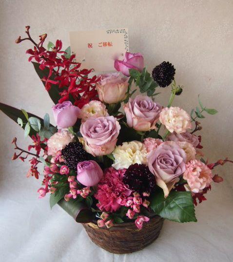 花ギフト|フラワーギフト|誕生日 花|カノシェ話題|スタンド花|ウエディングブーケ|花束|花屋|481612