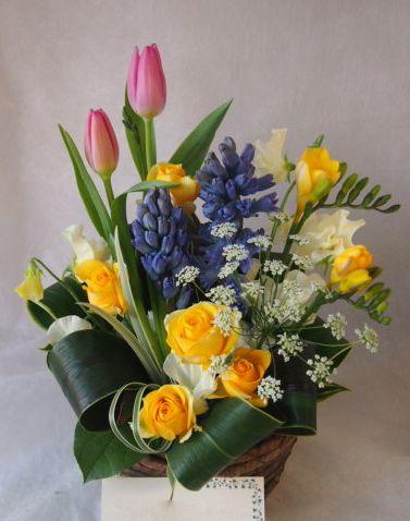 花ギフト|フラワーギフト|誕生日 花|カノシェ話題|スタンド花|ウエディングブーケ|花束|花屋|45376