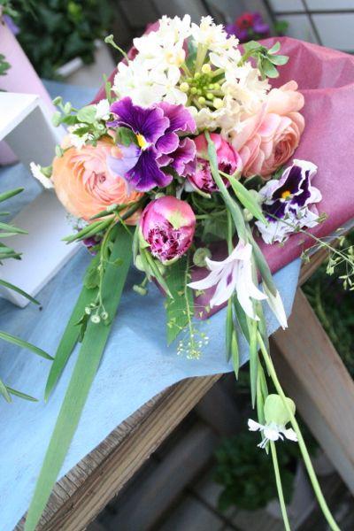 花ギフト|フラワーギフト|誕生日 花|カノシェ話題|スタンド花|ウエディングブーケ|花束|花屋|IMG_6957