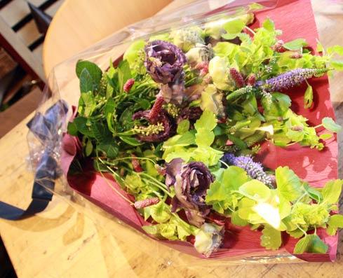 花ギフト|フラワーギフト|誕生日 花|カノシェ話題|スタンド花|ウエディングブーケ|花束|花屋|藤谷さん 花束