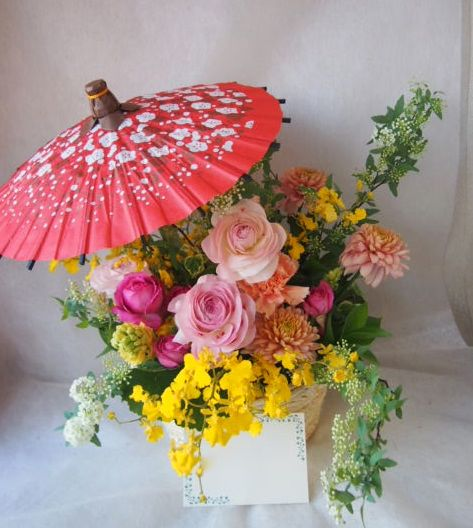 花ギフト|フラワーギフト|誕生日 花|カノシェ話題|スタンド花|ウエディングブーケ|花束|花屋|45523