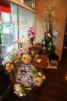 花ギフト|フラワーギフト|誕生日 花|カノシェ話題|スタンド花|ウエディングブーケ|花束|花屋|MADOGIWA