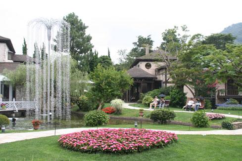 花ギフト フラワーギフト 誕生日 花 カノシェ話題 スタンド花 ウエディングブーケ 花束 花屋 ガラス庭