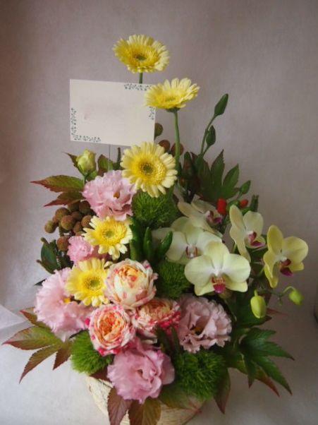 花ギフト|フラワーギフト|誕生日 花|カノシェ話題|スタンド花|ウエディングブーケ|花束|花屋|43191