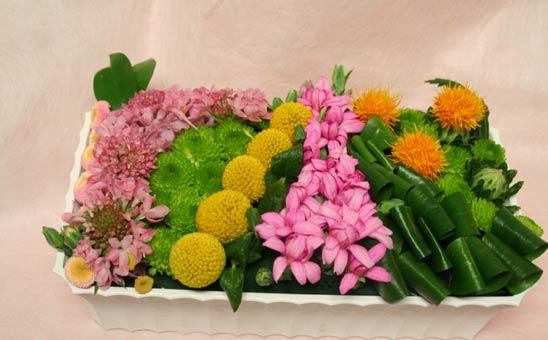 花ギフト フラワーギフト 誕生日 花 カノシェ話題 スタンド花 ウエディングブーケ 花束 花屋 IMG_7381
