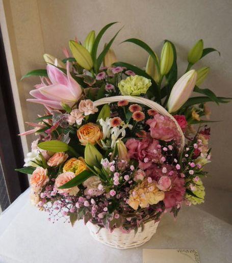 花ギフト|フラワーギフト|誕生日 花|カノシェ話題|スタンド花|ウエディングブーケ|花束|花屋|58359
