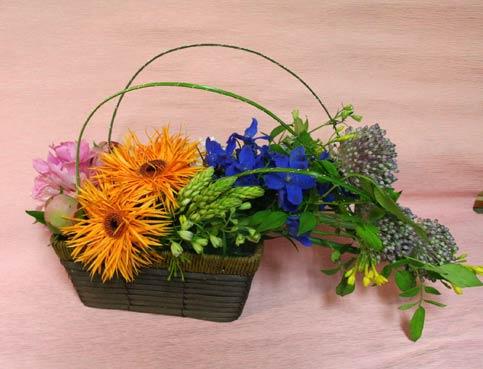 花ギフト|フラワーギフト|誕生日 花|カノシェ話題|スタンド花|ウエディングブーケ|花束|花屋|IMG_7718