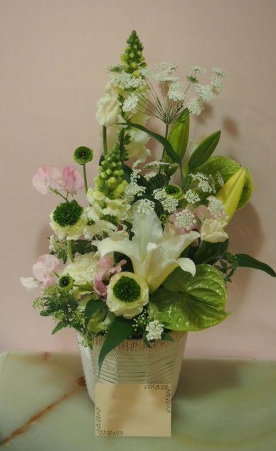 花ギフト|フラワーギフト|誕生日 花|カノシェ話題|スタンド花|ウエディングブーケ|花束|花屋|54541