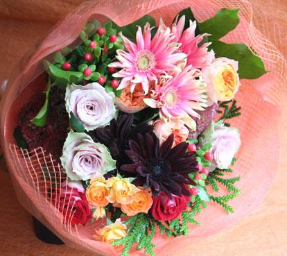 花ギフト|フラワーギフト|誕生日 花|カノシェ話題|スタンド花|ウエディングブーケ|花束|花屋|koji2