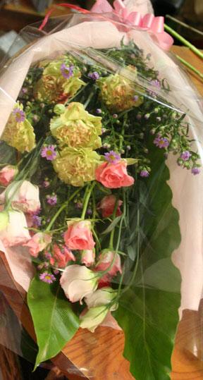 いさん 花束