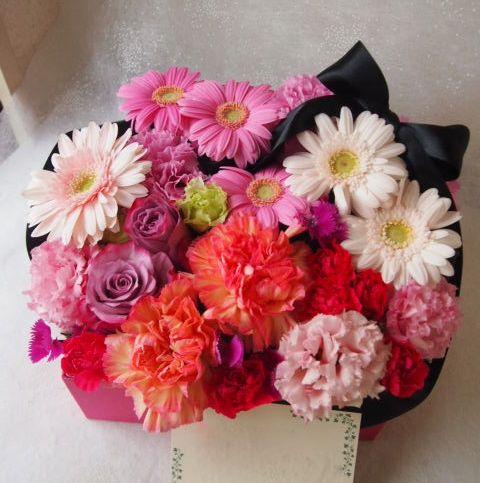花ギフト|フラワーギフト|誕生日 花|カノシェ話題|スタンド花|ウエディングブーケ|花束|花屋|54504