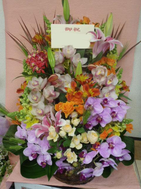花ギフト|フラワーギフト|誕生日 花|カノシェ話題|スタンド花|ウエディングブーケ|花束|花屋|jun-ran