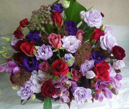 花ギフト|フラワーギフト|誕生日 花|カノシェ話題|スタンド花|ウエディングブーケ|花束|花屋|じゅん赤