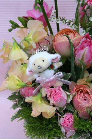 花ギフト|フラワーギフト|誕生日 花|カノシェ話題|スタンド花|ウエディングブーケ|花束|花屋|IMG_6106