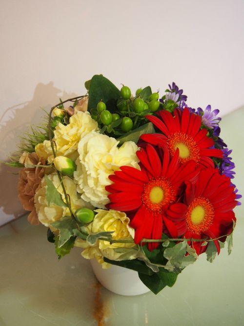 花ギフト|フラワーギフト|誕生日 花|カノシェ話題|スタンド花|ウエディングブーケ|花束|花屋|P6220459