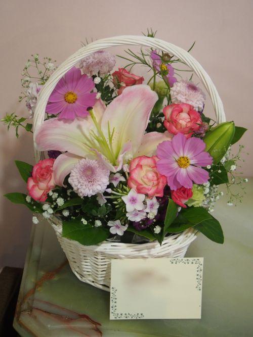 花ギフト|フラワーギフト|誕生日 花|カノシェ話題|スタンド花|ウエディングブーケ|花束|花屋|58459