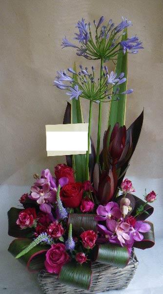 花ギフト|フラワーギフト|誕生日 花|カノシェ話題|スタンド花|ウエディングブーケ|花束|花屋|赤モダン