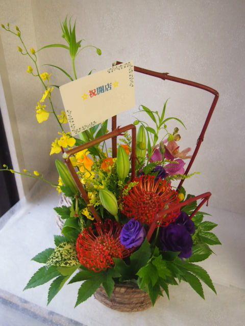 花ギフト|フラワーギフト|誕生日 花|カノシェ話題|スタンド花|ウエディングブーケ|花束|花屋|50682