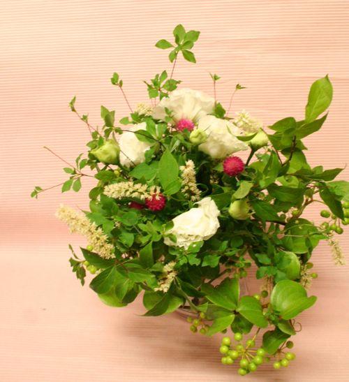 花ギフト|フラワーギフト|誕生日 花|カノシェ話題|スタンド花|ウエディングブーケ|花束|花屋|IMG_0509