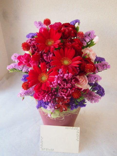 花ギフト|フラワーギフト|誕生日 花|カノシェ話題|スタンド花|ウエディングブーケ|花束|花屋|53601