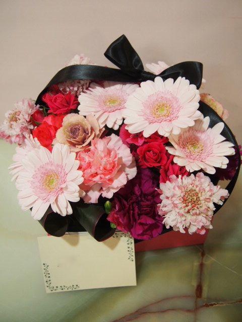 花ギフト|フラワーギフト|誕生日 花|カノシェ話題|スタンド花|ウエディングブーケ|花束|花屋|53753