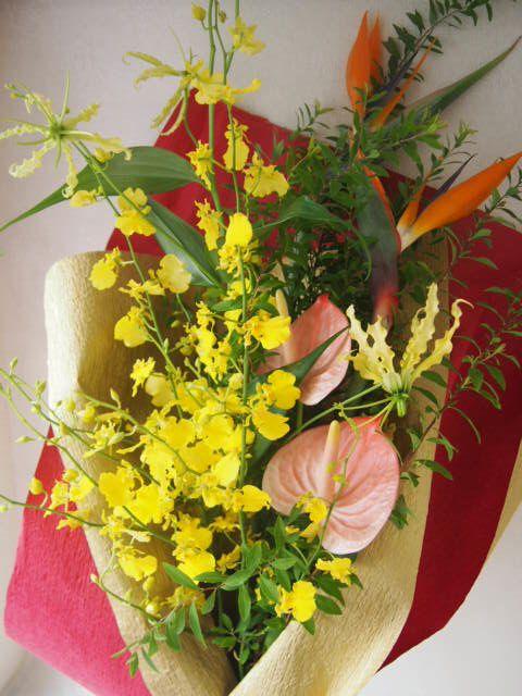 花ギフト|フラワーギフト|誕生日 花|カノシェ話題|スタンド花|ウエディングブーケ|花束|花屋|30976(1)