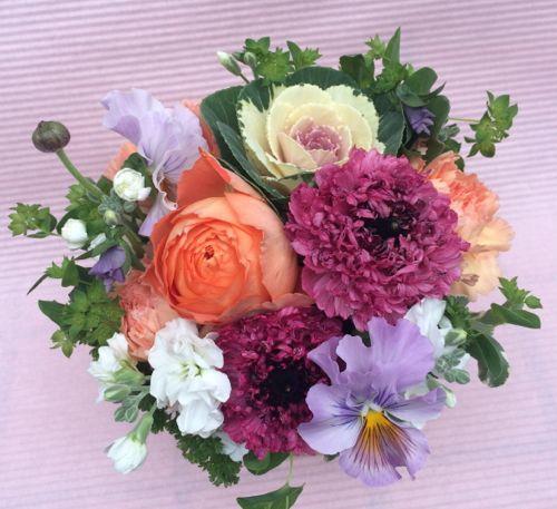 花ギフト|フラワーギフト|誕生日 花|カノシェ話題|スタンド花|ウエディングブーケ|花束|花屋|IMG_8958