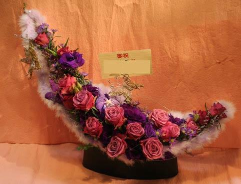 花ギフト|フラワーギフト|誕生日 花|カノシェ話題|スタンド花|ウエディングブーケ|花束|花屋|紫月
