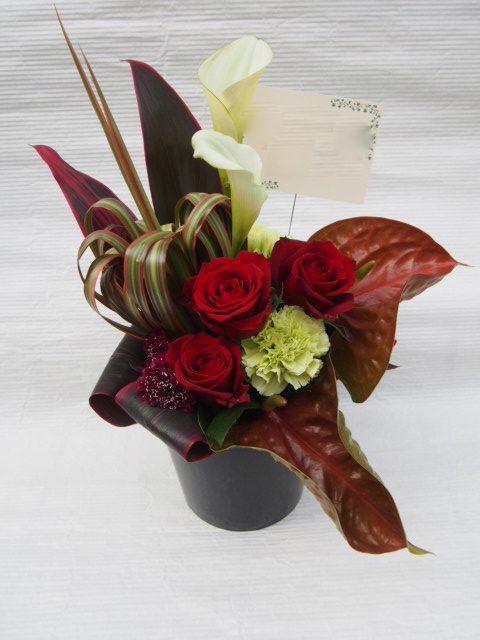 花ギフト|フラワーギフト|誕生日 花|カノシェ話題|スタンド花|ウエディングブーケ|花束|花屋|51624