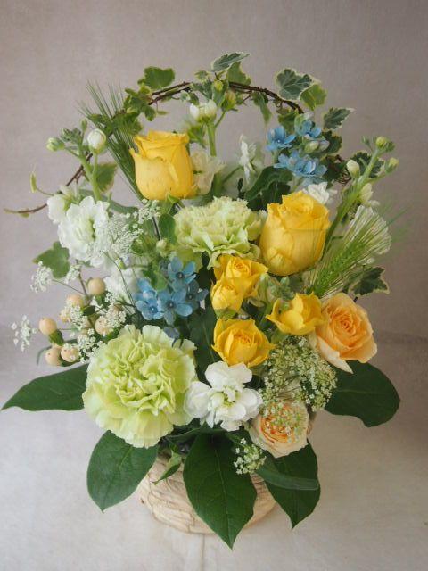 花ギフト|フラワーギフト|誕生日 花|カノシェ話題|スタンド花|ウエディングブーケ|花束|花屋|46537