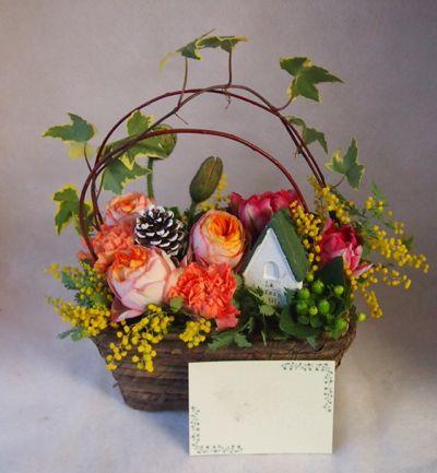 花ギフト|フラワーギフト|誕生日 花|カノシェ話題|スタンド花|ウエディングブーケ|花束|花屋|38601