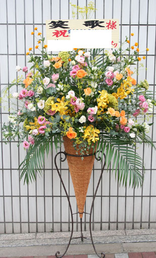 花ギフト|フラワーギフト|誕生日 花|カノシェ話題|スタンド花|ウエディングブーケ|花束|花屋|ko-nyasasii