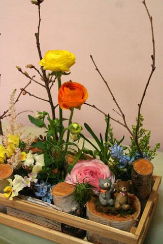 花ギフト|フラワーギフト|誕生日 花|カノシェ話題|スタンド花|ウエディングブーケ|花束|花屋|IMG_2707