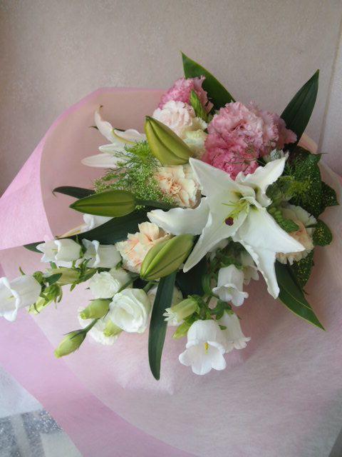 花ギフト|フラワーギフト|誕生日 花|カノシェ話題|スタンド花|ウエディングブーケ|花束|花屋|47730