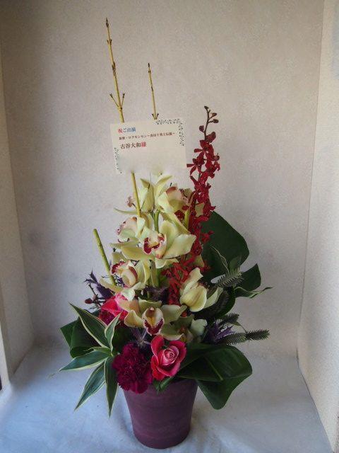 花ギフト|フラワーギフト|誕生日 花|カノシェ話題|スタンド花|ウエディングブーケ|花束|花屋|51419